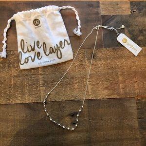 Gorjana Silver Necklace